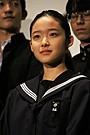 「ソロモンの偽証」主演・藤野涼子、「とびきりの謎をプレゼントしたい」とニッコリ
