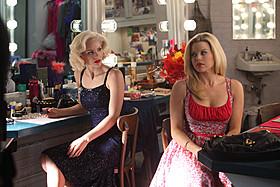 ブロードウェイを舞台にした米NBCのショービズドラマ「ヘアスプレー」