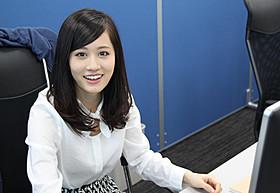 映画.com編集部を訪れた前田敦子「Seventh Code」