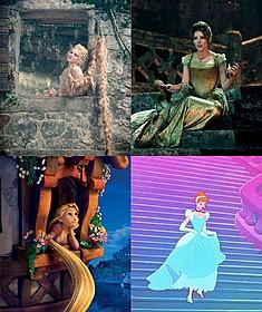 シンデレラ役はアナ・ケンドリック、 ラプンツェル役はマッケンジー・マウジー「イントゥ・ザ・ウッズ」