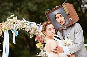 イケメン中村、突然心と体を持ってしまったテレビ役に挑戦「春子超常現象研究所」