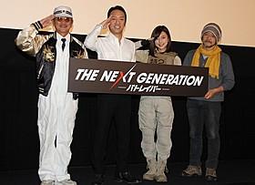 いよいよ舞台は長編劇場版へ「THE NEXT GENERATION パトレイバー 第7章」