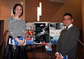 ゴダール映画のファッションを語った川端寿子氏とよしひろまさみち氏「さらば、愛の言葉よ」