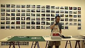 「未来をなぞる 写真家・畠山直哉」の一場面「家路」