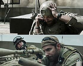 映画ではクリスの抱える葛藤が描かれる「アメリカン・スナイパー」