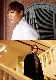 韓国のチェ・ジニョク(上)と 香港のイーキン・チェンもバンパイアに!「恋する・ヴァンパイア」