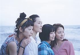4姉妹の共演シーンが初公開「海街diary」