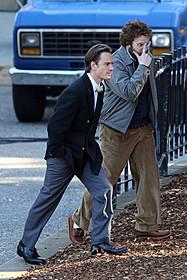 ジョブズを演じるマイケル・ファスベンダー「ホリデーロード4000キロ」
