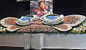川北紘一監督に約580人が最後の別れ「ゴジラ」