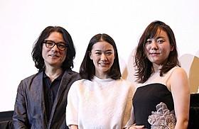 岩井俊二監督、蒼井優、鈴木杏「花とアリス」