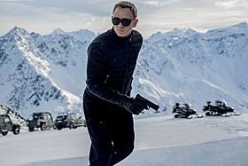 雪上のボンド!「007 スペクター」