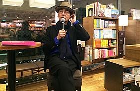アラン・レネ作品を語った諏訪敦彦監督「愛して飲んで歌って」