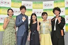「NHK語学番組」に出演する高橋真麻、壇蜜ら