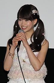 人気モデルで女優の森川葵「おんなのこきらい」