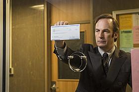 「Better Call Saul」の一場面