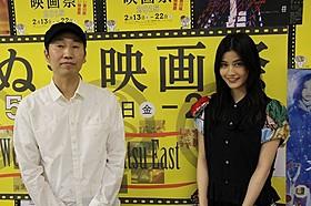 さぬき映画祭2015に参加した橋本愛「リトル・フォレスト 夏・秋」