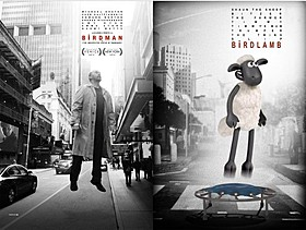 「ひつじのショーン」がオスカーノミネート作品とコラボ!「映画 ひつじのショーン バック・トゥ・ザ・ホーム」