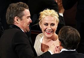 助演女優賞を受賞したパトリシア・アークエット「6才のボクが、大人になるまで。」