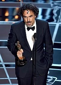 受賞の喜びを語った アレハンドロ・ゴンサレス・イニャリトゥ監督「バードマン あるいは(無知がもたらす予期せぬ奇跡)」