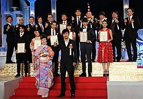 「永遠の0」が作品賞含む8部門受賞!