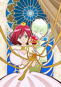 「赤髪の白雪姫」ティザービジュアル「桜蘭高校ホスト部」