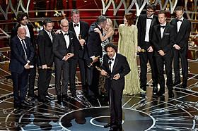 「バードマン」で4冠に輝いた アレハンドロ・ゴンサレス・イニャリトゥ監督「博士と彼女のセオリー」