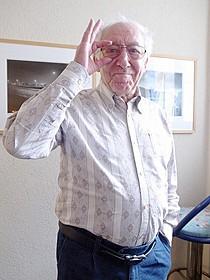 ドイツの国民的喜劇俳優ディーター・ハラーフォルデン「陽だまりハウスでマラソンを」