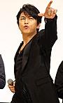 及川光博「仮面ライダー3号」で過去に1、2号撃破も「いったい今何歳?」