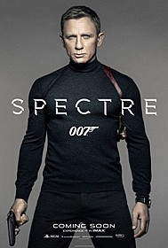 12月にボンドがスクリーンに登場!「007 スペクター」