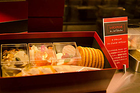 「ジョエル・ロブション」のコラボメニューが食べられるのはここだけ!「カフェ・ド・フロール」