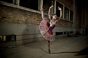 20歳のバレリーナ、ミケーラ・デプリンス「ファースト・ポジション 夢に向かって踊れ!」