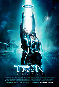 「トロン:レガシー」ポスター「トロン」