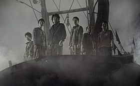 「海にかかる霧」の1シーン「海にかかる霧」