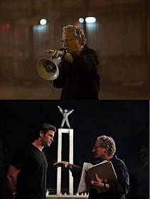 (下)クリス・ヘムズワースに演技指導する マイケル・マン監督「ブラックハット」