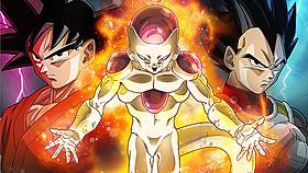 初登場1位「ドラゴンボールZ 復活の『F』」「DRAGON BALL Z 神と神」