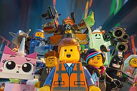 大ヒットを記録した「LEGO(R) ムービー」の一場面「LEGO(R) ムービー」