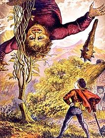 「ジャックと豆の木」映画化!「ジャックと天空の巨人」