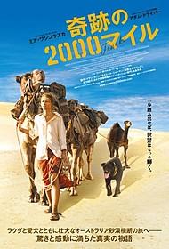 「奇跡の2000マイル」ポスター「奇跡の2000マイル」