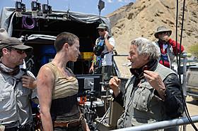 インタビューに応じたジョージ・ミラー監督「マッドマックス」