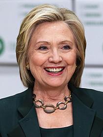 大統領選の出馬を正式表明したヒラリー・クリントン