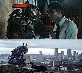 人工知能を搭載したロボットをめぐる物語を描く「チャッピー」「チャッピー」