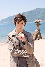 映画「星籠の海」で主演を務める玉木宏