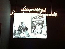 パリのグラン・パレでリュミエール展が開催「レオン」