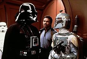 人気キャラのボバ・フェット(右)が主人公に?「スター・ウォーズ」