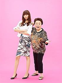 連ドラ初主演を飾る片瀬那奈 未来の自分役の渡辺えりと共演