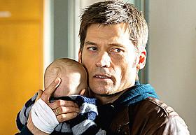 父親役で主演したニコライ・コスター=ワルドウ「真夜中のゆりかご」