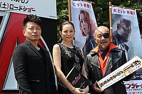 日本語吹き替え版を担当した宮迫博之、米倉涼子、竹中直人「アベンジャーズ エイジ・オブ・ウルトロン」