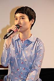 音楽活動と女優業を比較して語った菊地凛子「THE COCKPIT」