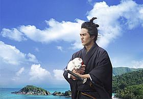 今度の「猫侍」は南の島が舞台「猫侍」