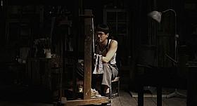 オダギリジョーが藤田嗣治を演じた「FOUJITA」の一場面「FOUJITA」